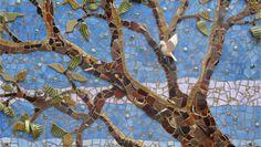 Anja Hertle mosaic artist