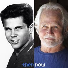 Tony Dow from Leave it to Beaver. He's 70 now.