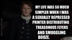 Poor Claire. If she didn't have bad luck she wouldn't have any luck at all.