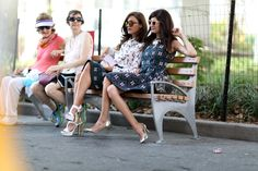 55 Street Style Snaps to Inspire Your Summer Shoe Wardrobe   StyleCaster
