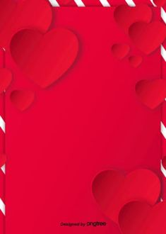 Background Of Valentines Day Romantic Heart Shaped Balloon Design Valentines Day Border, Valentine Love, Happy Valentines Day Card, Valentines Day Background, Red Background Images, Love Backgrounds, Red Rose Petals, Red Roses, Rose Saint Valentin