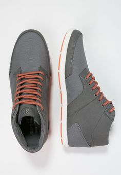 Boxfresh SHEPPERTON - Sneakers alte - grey a € 84,00 (28/04/16) Ordina senza spese di spedizione su Zalando.it