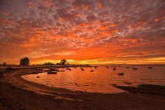 San Fernando, Cadiz, Spain Travel, Celestial, Sunset, Business, Outdoor, Tatuajes, Outdoors