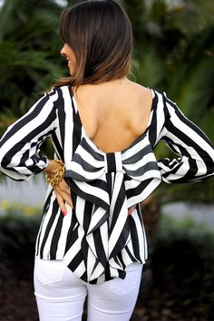 how come I can never find shirts with cute backs like this?!