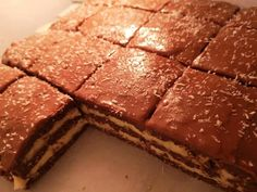Sweet Desserts, Fudge, Cake Recipes, Breakfast Recipes, Food And Drink, Cupcakes, Sweets, Baking, Pallets