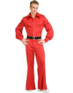 Red jumpsuits furnished by Gizmonic Institute | Jumpsuits ...