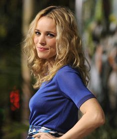 The beautifully talented Rachel McAdams may be most known for her roles in The Notebook, Mean Girls, Wedding Crashers, and The Time Traveler's Wife, but we love her dedication to healthy living, too.