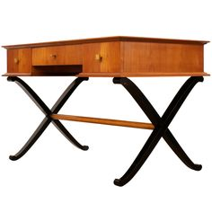 Austrian Art Deco Desk