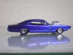 Mens Collectible 1969 Dodge Charger 500 by DimensionalAutoArt, $69.99