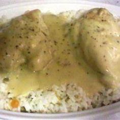 15-minute herbed chicken