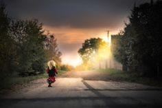 Фотограф, который снимает людей только со спины (31фото) » Картины, художники, фотографы на Nevsepic