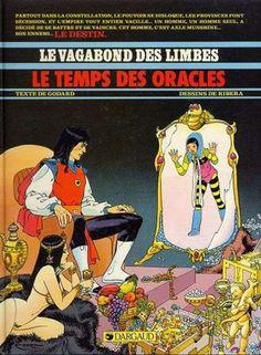 Couverture Le Temps des oracles - Le Vagabond des Limbes, tome 15