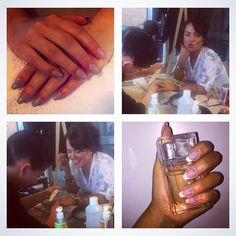 Idag lavede vi lækre negle oppe i skolen! Eller rettere, Christina fik flotte naturlige brune negle, og fik som den første lov til at file mine negle så jeg kunne lave dem når jeg kom hjem! Idag blev det til enkle franske negle �������� imorgen står den igen på hyggelig negle dag! - kan det blive bedre? �������� #hairdresser #nailart #nailartist #followforfollow #cosmetology #i #love #my #job �������������������� http://tipsrazzi.com/ipost/1505312994484033202/?code=BTj8jFoABay