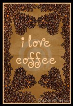 We love coffee! Do you?