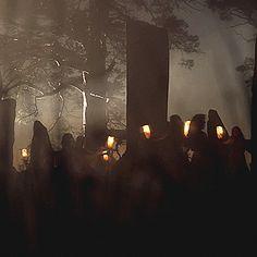outlander druids dance