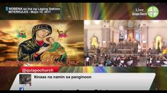 TV Mass - Novena to our Mother of Perpetual Help - May 10, 2017