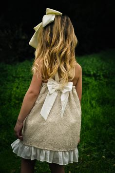 Cute dress for spring!