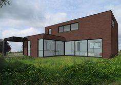 Project woning B - RUDDERVOORDE - a-rg.be