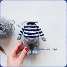 Samyelinin Örgüleri: Jeremy the Amigurumi Cat (Free English Pattern) Crochet Cat Pattern, Crochet Amigurumi Free Patterns, Crochet Teddy, Crochet Animal Patterns, Crochet Bear, Stuffed Animal Patterns, Crochet Motif, Crochet Dolls, Knitted Dolls