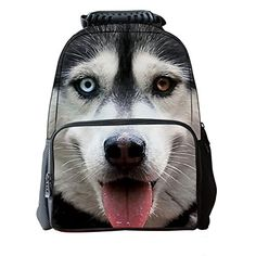 Vere Gloria Unisex School Backpack Bags 3D Animal Print Felt Fabric Hiking Daypacks (dog2) Vere Gloria http://www.amazon.com/dp/B00SD6JZ9K/ref=cm_sw_r_pi_dp_DkN9vb1JH9TRR