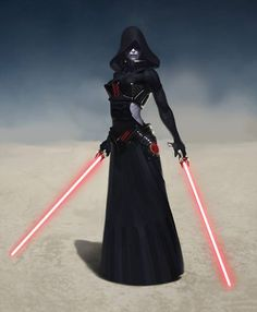 "Female Sith ""AV"" by Josh Jung"