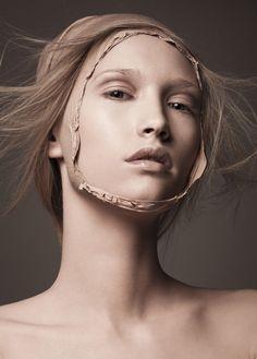 Nude Beauty Photoshoots : Weronika Kosinska