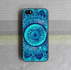 iPhone 5 case , iPhone 5S case , iPhone 5C case , iPhone 4S case , iPhone 4 case , Mandala Art