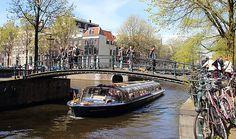 Roteiro de Amsterdã a pé