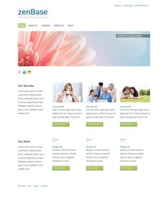 A #free responsive Joomla 3 #Template. Zenbase is a Joomla 3 skeleton template designed to be the ideal starting point for working with #Joomla 3 and the T3 template framework.