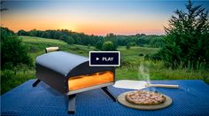 Napoli Pizza Oven is the worlds most affordable, portable, multi-fueled outdoor Pizza Oven