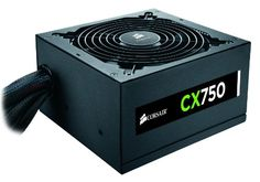 BUY NOW Corsair CX750 Builder Series ATX 80 PLUS Bronze Certified Power Supply The CX750 is 80 PLUS Bronze certified for excellent