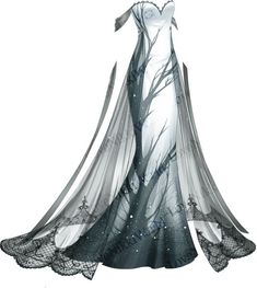 kutos for whoever made this. Source by dress drawing Pretty Outfits, Pretty Dresses, Beautiful Dresses, Fantasy Gowns, Fashion Design Drawings, Drawing Fashion, Anime Dress, Dress Drawing, Dress Design Drawing