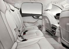 Audi Q7  Interor Photo