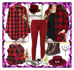 """""""www.romwe.com---7"""" by ane-twist ❤ liked on Polyvore featuring Aéropostale, ESPRIT, MANU, vintage and romwe"""