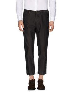 MYTHS Men's Casual pants Dark brown 32 waist