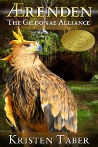 Aerenden: The Gildonae Alliance (Ærenden Book 2) by Kristen Taber