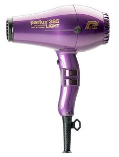 Parlux 385 PowerLight Ionic and Ceramic Hair Dryer - Purple