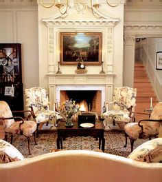 Stupendous Beautiful Homes And Interiors Interior Design Of Georgian Home By Largest Home Design Picture Inspirations Pitcheantrous