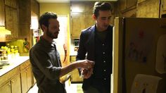 Video Extra - Halt and Catch Fire - Set Tour with Lee Pace and Scoot McNairy: Halt and Catch Fire - AMC
