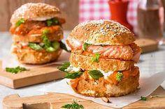 Rigatoni al forno von Cpt_Big_Tony Smoker Recipes, Grilling Recipes, Guacamole Dip, Rigatoni, Baked Oatmeal, Salmon Burgers, Cocktail Recipes, Asparagus, Cravings