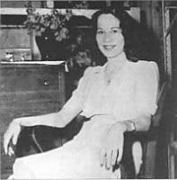 Louisiana's Female Killer  Annie Beatrice McQuiston better known as Toni Jo Henry was 26 years old when she became the first female in Louisiana to be executed in the electric chair.   Toni Jo sitting in her cell the morning of her execution. Toni Jo had both beauty and brains but a tough childhood left her scarred. Her mother died when she was four and an aunt took her in. There was no love in this household and Toni Jo who n