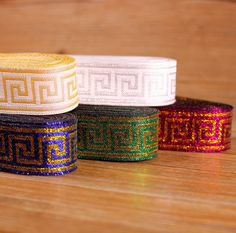 DIY polyester cotton vintage embroidery jacquard webbing woven tape lace trim ribbon garment cloth dress collar hometextile bags accessory gift packing decoration 2.5cm ethnic tribal boho gypsy indian hmong native  Style ref.# ZD35  Size: about...