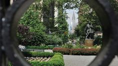 Gramercy Park – A Look Inside New York's Private Oasis And Its Star-Studded…