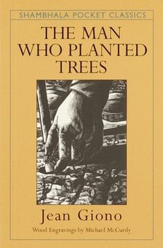 Summer '12 re-read... Lovely story of a man and his lifelong quest to reforest a desolate area of France in the early 1900's. Handfuls of acorns transform the landscape.    First read this while backpacking the Weminuche Wilderness up Elk Park about 20 yrs ago. Good friend to return to every now and then.