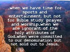 """""""We Need Personal Revival!"""" (Are we desperate for God?)"""