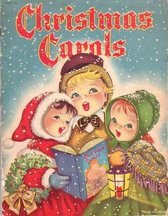 One of my fondest memories as a child was everyone at Grandma's house singing Christmas Carols.