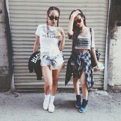 crop tops sunglasses fashion shorts backpack sneakers jordans sweater starbucks