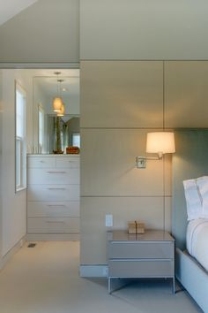 wonder if this is the way to just do-away with a closet door? and just have a big dressing area