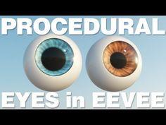 EASY Procedural eyes in EEVEE - blender 2.8 Tutorial - YouTube Blender 3d, Blender Models, 3d Modellierung, Animation Tutorial, 3d Animation, Ninja Professional Blender, Blender Tutorial, 3d Tutorial, Juice Cleanse