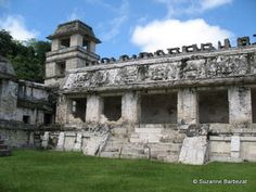 Visitors Guide to Palenque - Mayan Archaeological Site
